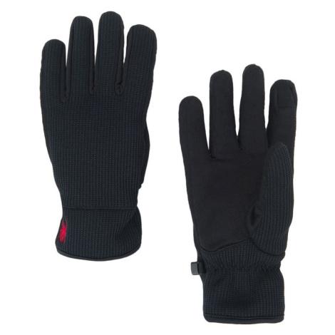 Rukavice Spyder Bandit M - černá