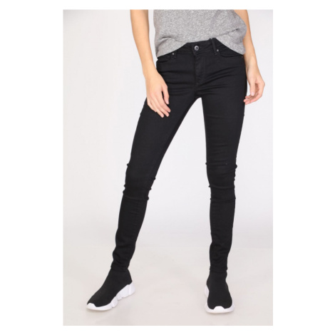 Pepe Jeans Pepe Jeans dámské černé džíny LOLA