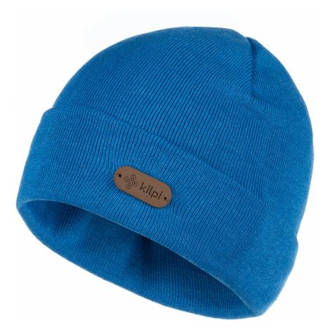 KILPI Pánská zimní čepice DON-M LM0075KIBLU Modrá UNI