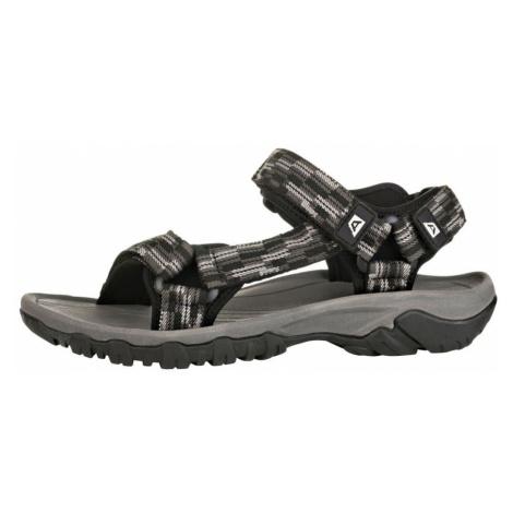 ALPINE PRO ARNE Unisex letní obuv UBTR209990 černá