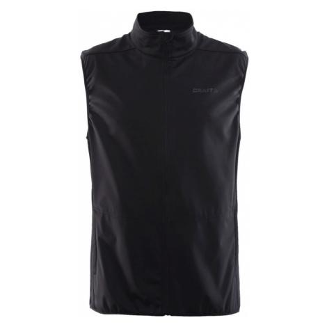 Pánská vesta CRAFT Warm černá