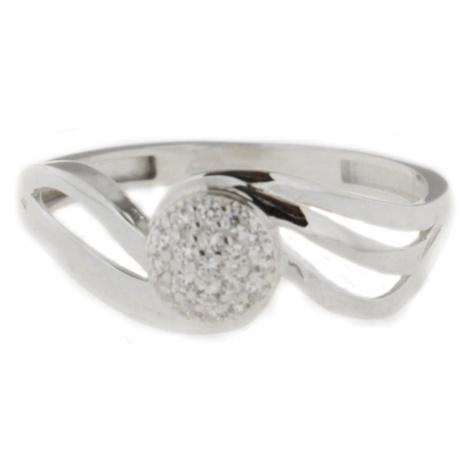 Zlatý prsten 49846 AMIATEX