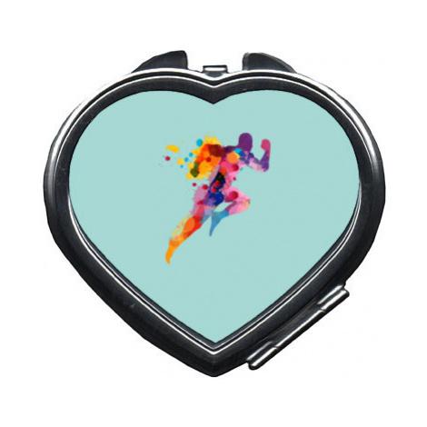 Zrcátko srdce Běžec