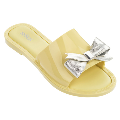 Melissa žluté pantofle Soul II Yellow/Amarillo
