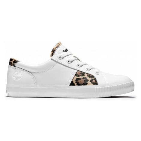 Timberland Timberland dámské bílé tenisky s leopardím vzorem SKYLA BAY