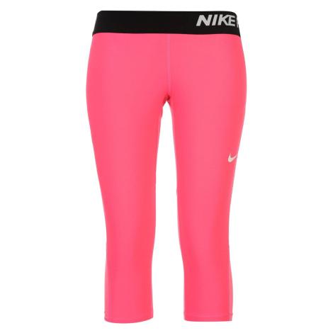 Nike Pro Capri Pants Junior Girls