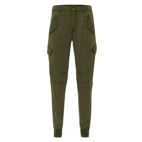 O'Neill LW CARGO PANTS tmavě zelená - Dámské kalhoty