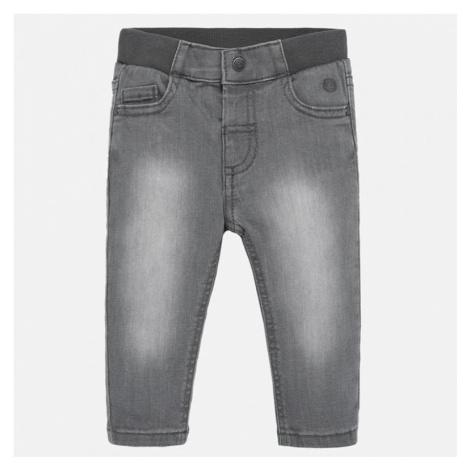 Chlapecké kalhoty Mayoral 30   šedá