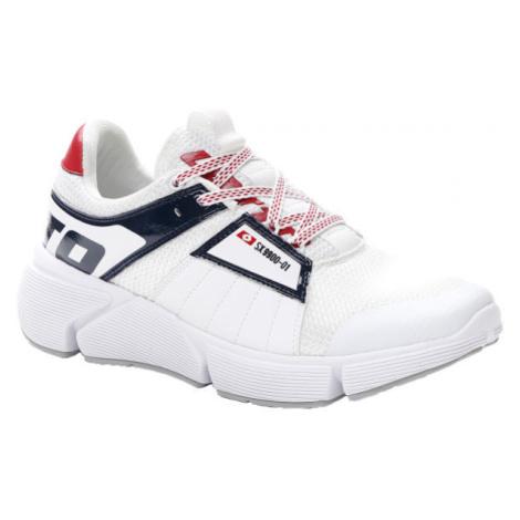 Lotto BREEZE LOGO W bílá - Dámská volnočasová obuv