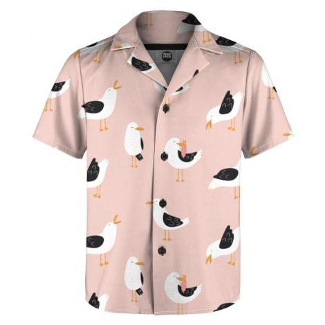 Mr. GUGU & Miss GO Man's Shirt SH-K1613