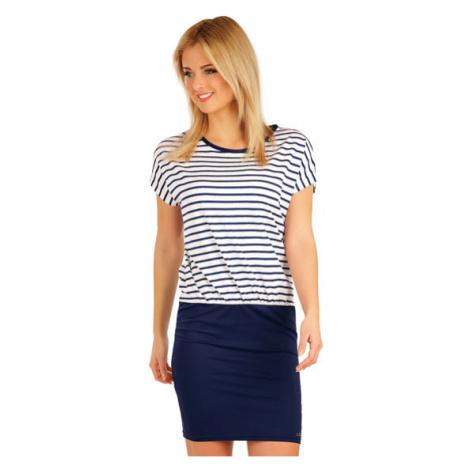 Dámské šaty Litex 54006 | modrá