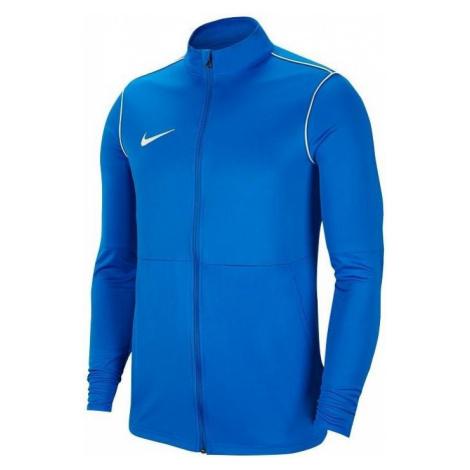 Mikina Nike Park 20 Knit Track Modrá / Bílá