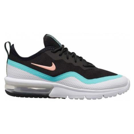 Nike AIR MAX SEQUENT 4.5 W černá - Dámská volnočasová obuv
