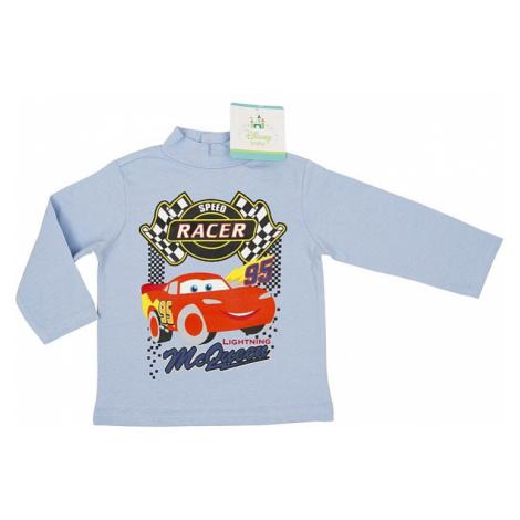 Cars modré tričko pro kluky Disney