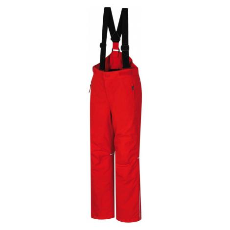 HANNAH AKITA JR II Dětské lyžařské kalhoty 10005161HHX01 molten lava