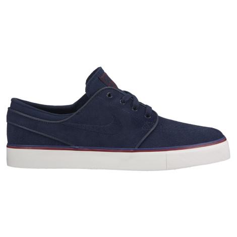 Dámská obuv Nike Zoom Stefan Janoski Modrá