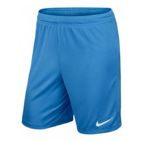 Šortky Nike Park II Světle modrá