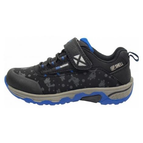 Umbro KJELD modrá 28 - Dětská vycházková obuv