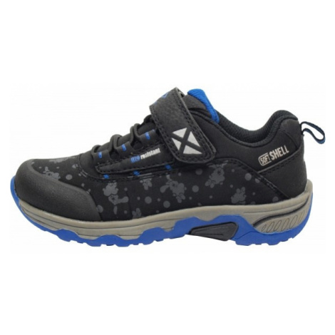 Umbro KJELD modrá - Dětská vycházková obuv