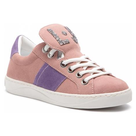 Sneakersy LIU JO - Tyra 05 B19031 PX002 Peach 31406
