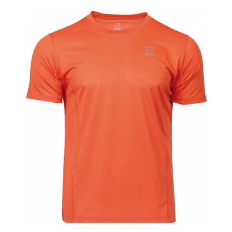 Pánské tričko Altus Kea T-Shirt bordeaux