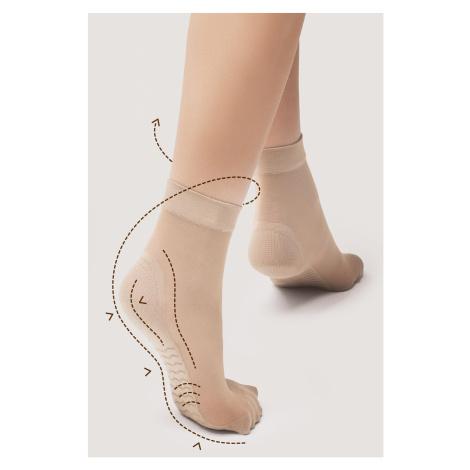 Ponožky Massage 20DEN Fiore