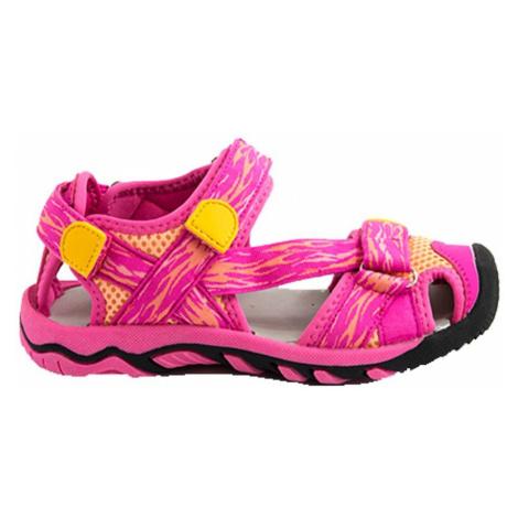 Růžové dívčí sportovní sandály Domenico Pidilidi