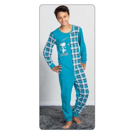 Dětský overal Sleepwalker, 13 - 14, modrá