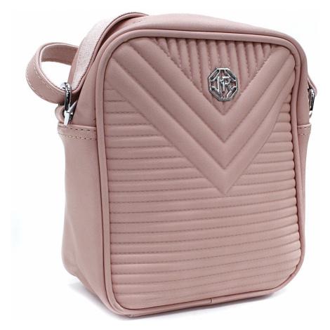 Růžová trendy crossbody dámská kabelka Cerise Mahel