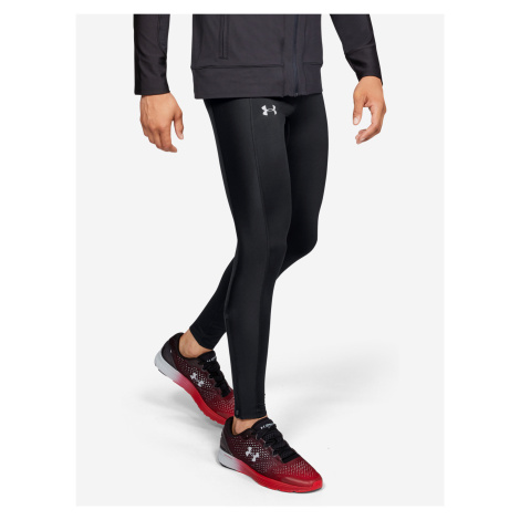 Kompresní legíny Under Armour COLDGEAR RUN TIGHT Černá