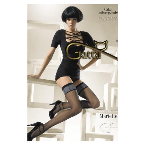 Samodržící punčochy Mariette 03 20DEN Gatta