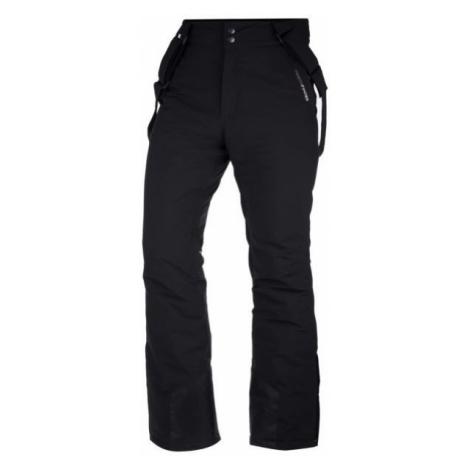 Northfinder LIFTIN černá - Pánské softshelllové kalhoty