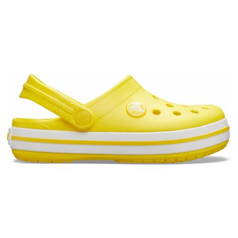Crocs Crocband Clog K Lemon J3