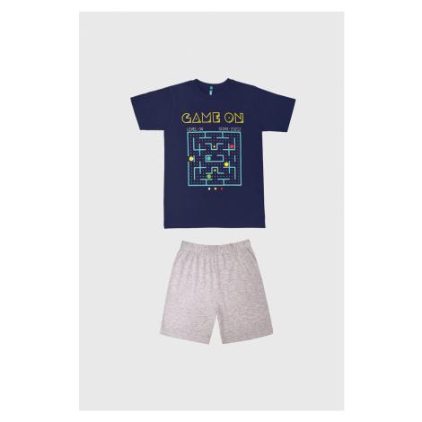 Chlapecké pyžamo Game on