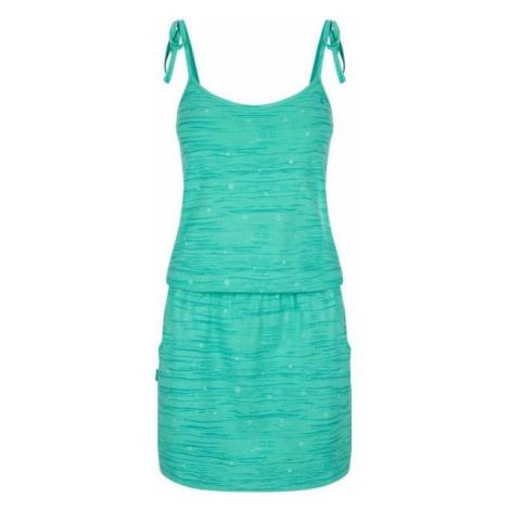 Loap BAMA zelená - Dámské šaty
