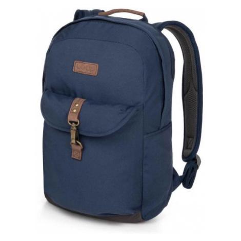 Loap OXY tmavě modrá - Městský batoh