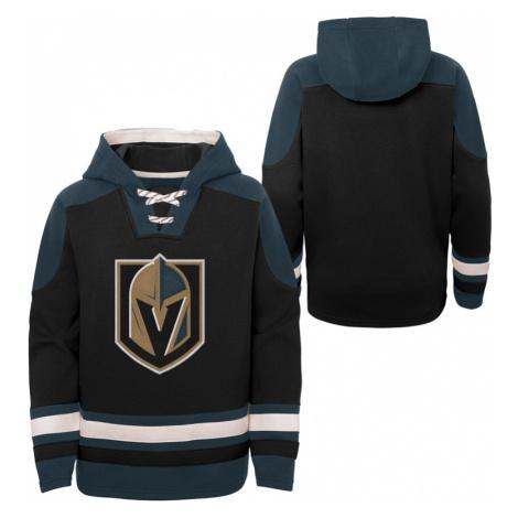 Dětská hokejová mikina s kapucí Outerstuff Ageless must have NHL Vegas Golden Knights