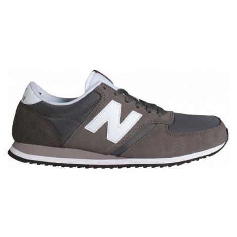 New Balance u420cgw - šedá