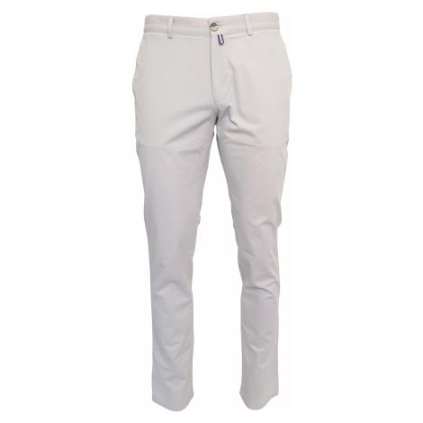Šedé kalhoty Galvanni