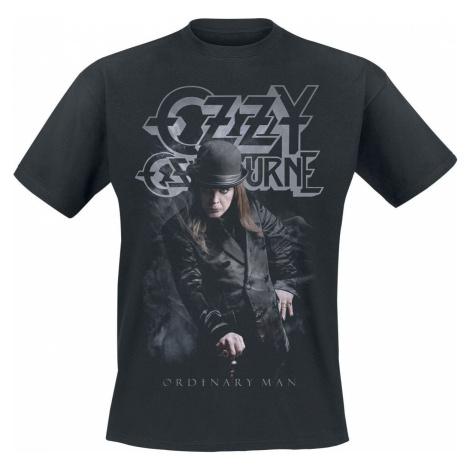 Ozzy Osbourne Ordinary Man Standing Tričko černá
