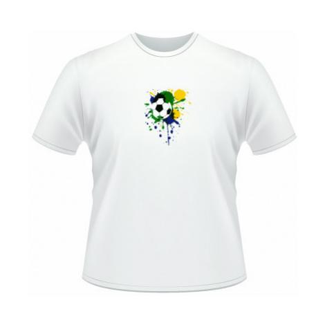 Pánské tričko na tělo Fotbalový míč