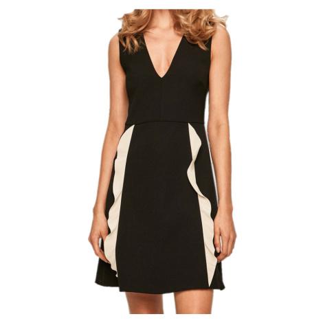 Černobílé šaty - RED VALNETINO Valentino
