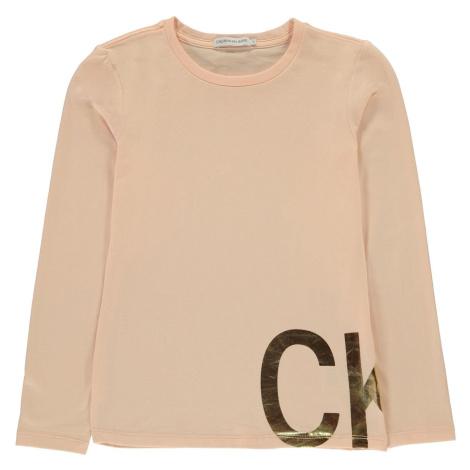 Calvin Klein Jeans Long Sleeve T Shirt