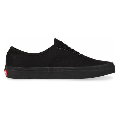 Vans Authentic Black Black černé VN000EE3BKA