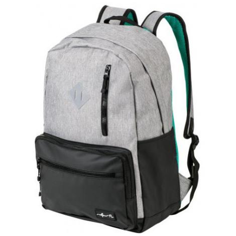 ALPINE PRO MALE Unisex městský batoh UBGP094774 šedá