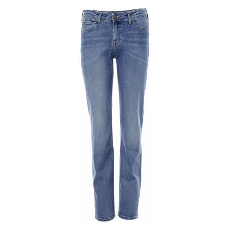 Lee jeans Marion Straight dámské modré