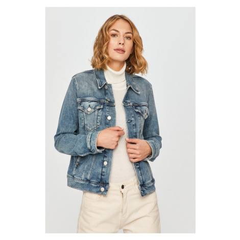 Calvin Klein Calvin Klein dámská džínová bunda FOUNDATION DENIM JACKET