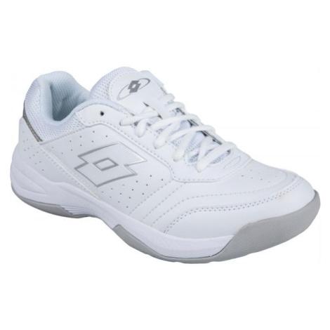 Lotto COURT LOGO XVII W bílá - Dámská tenisová obuv