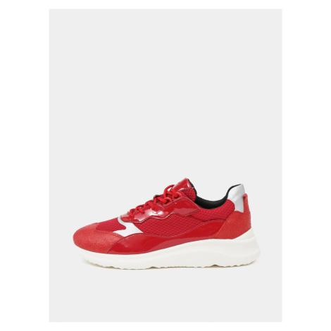 Geox červené tenisky