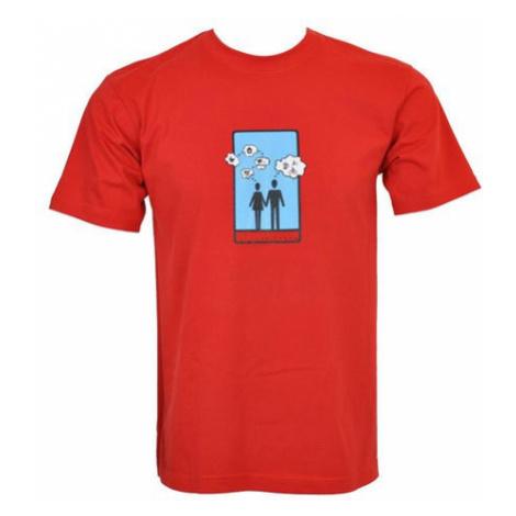 Dap Sport triko pánské Dvojice, červená